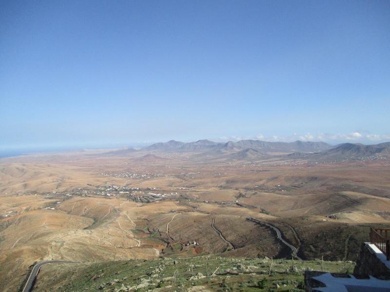 View from Mirador Morro Velosa