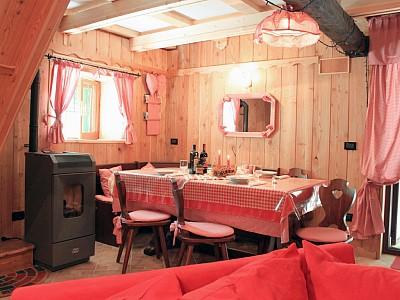 Rustico Chalet a Passo Lanciano, vakantiewoning in Caramanico Terme