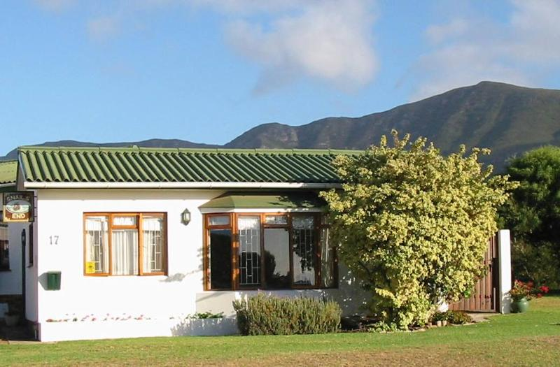 Snails' End Cottage, alquiler de vacaciones en Overberg District