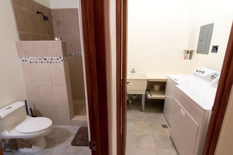 guest bath and washroom