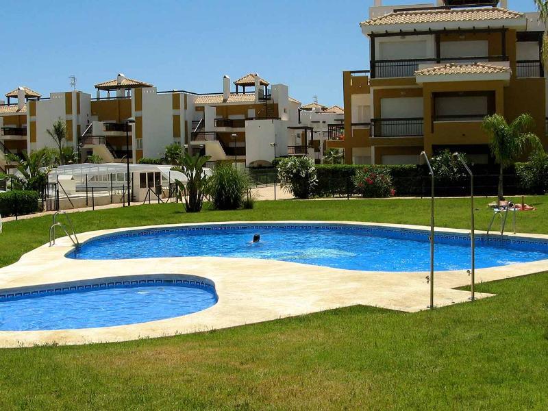 Vera Playa - Apartamento Lomas del Mar I 2D, holiday rental in Vera