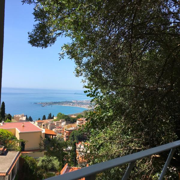 CASA MARGOT Etna + Sea view