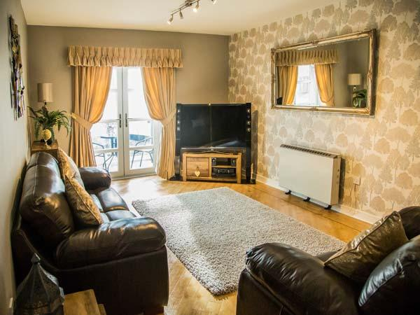 6 MARINERS POINT, open plan, balcony, pet friendly, in Durham, Ref. 935730, casa vacanza a Stockton-on-Tees