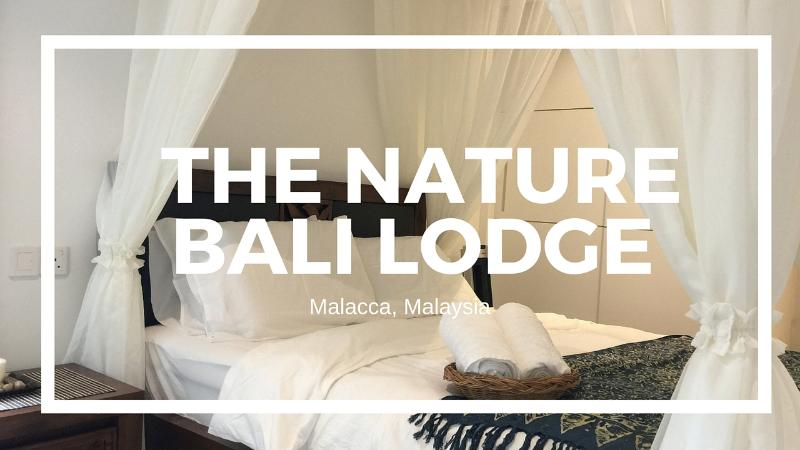 The Nature Bali Lodge by Melaka River, holiday rental in Melaka