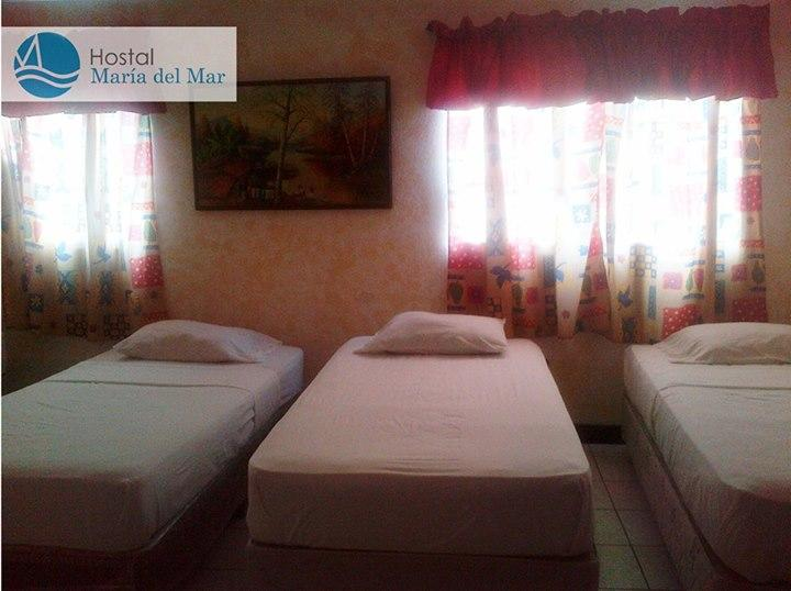 Hostal María del Mar, holiday rental in Managua Department