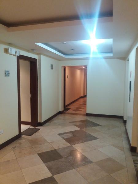 Acceso directo a la habitación desde el hall