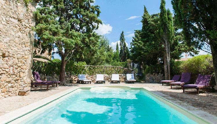 French holiday gites near Carcassonne sleeps 4, vacation rental in Fabrezan
