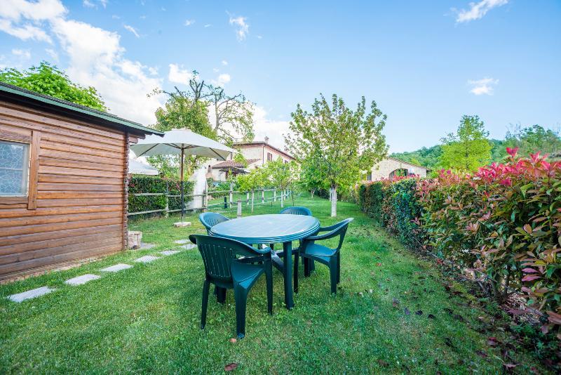 Tognazzi Casa Vacanze - Appartamento La Rondine, holiday rental in Badia a Cerreto