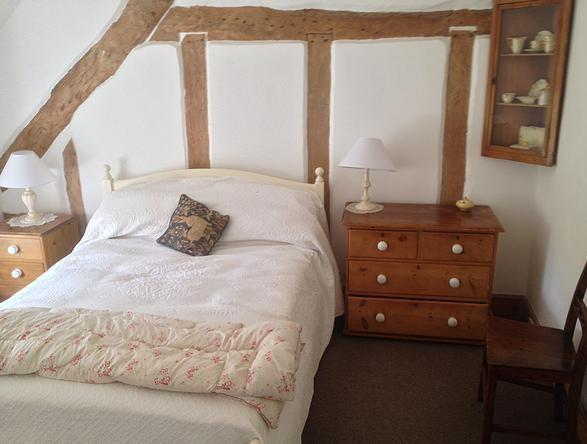 Brewers Cottage B&B in En Suite Double Room, location de vacances à Hatch Beauchamp