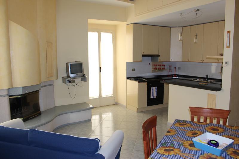 appartamento centrale 4/7 vistamare, Ferienwohnung in Vieste
