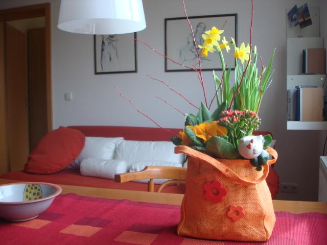 Quiet and cosy flat., 10 Min. by Tram to medival c, Ferienwohnung in Ballstedt