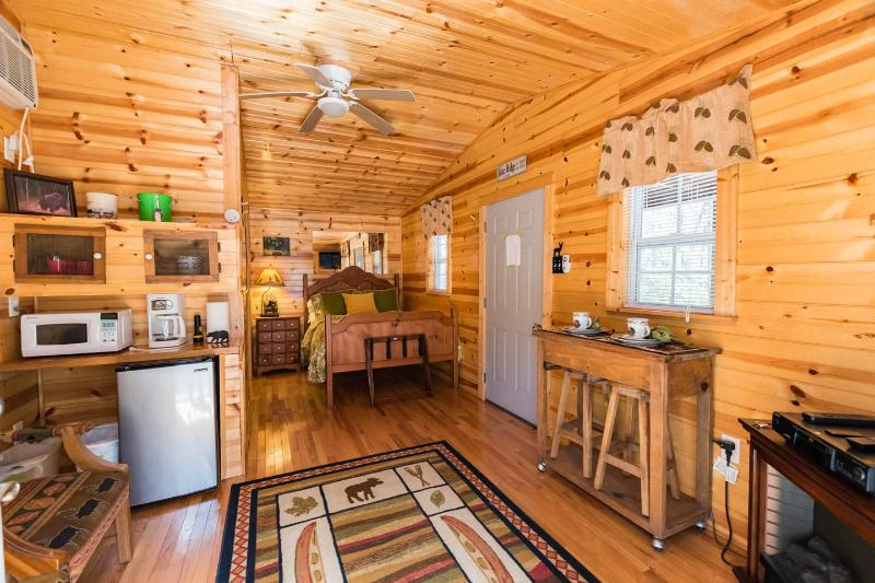 Quaint Cabin in National Park and Toccoa River Discounted price till Apr 10 2020, holiday rental in Blue Ridge