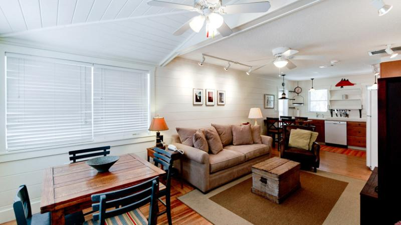 Cottage Syle Living Area