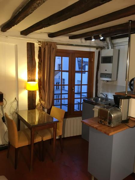 STUDIO PARIS 4 CENTRO DE PARIS (Marais), location de vacances à Paris