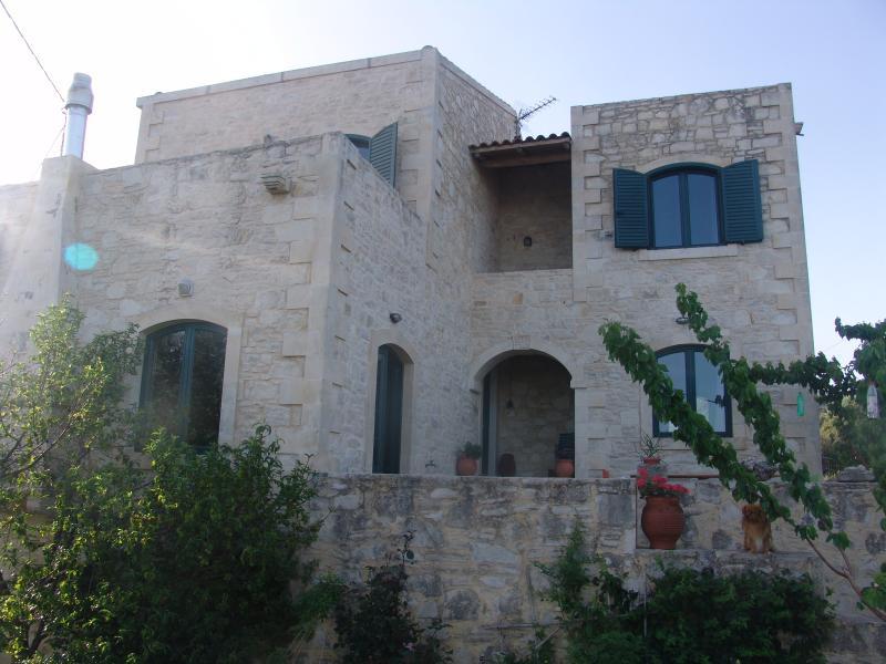 Villa Aloni, casa vacanza a Margarites