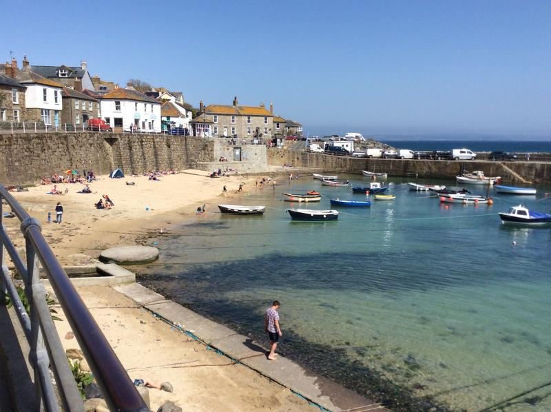 Mousehole,just up the road