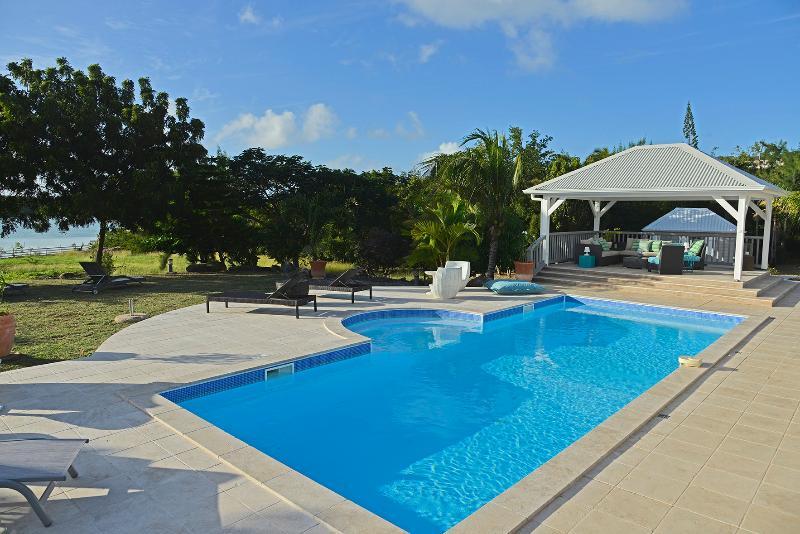 Villa Cyrano, terre basse,Saint Martin., casa vacanza a Terres bassi