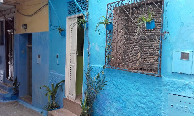 Wonderful 3 bed house in the Kasbah, holiday rental in Tanger-Tetouan-Al Hoceïma