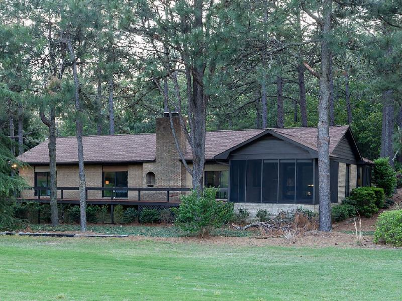 Back side of the Home backing into Pinehurst # 3 Golf Course