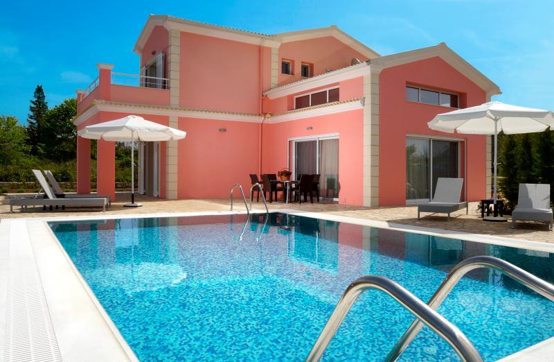 Roda Park Villa, holiday rental in Corfu