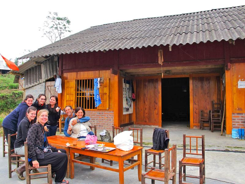 H'mong House & Treking Tours, holiday rental in Lao Cai Province