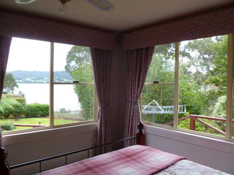 Beautiful views from Master bedroom.