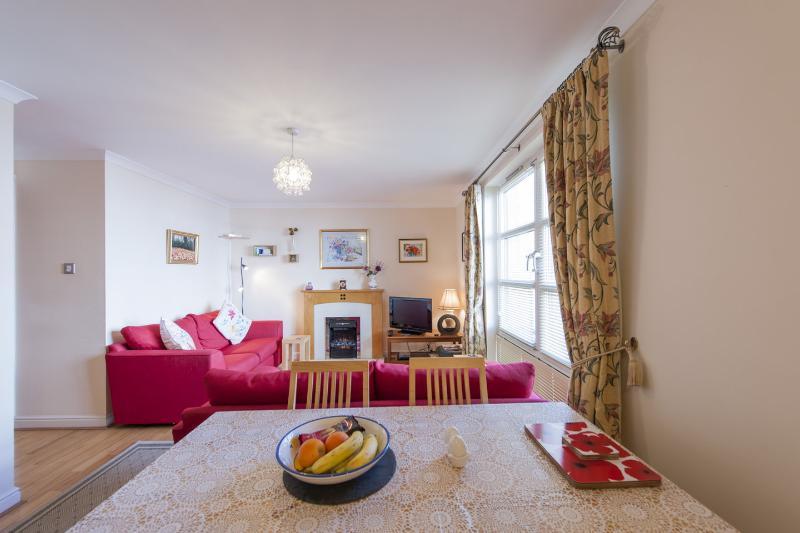 Dining Room towards Living Room