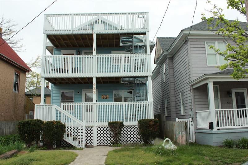 422 West Avenue 2nd Floor 130841, vacation rental in Somers Point