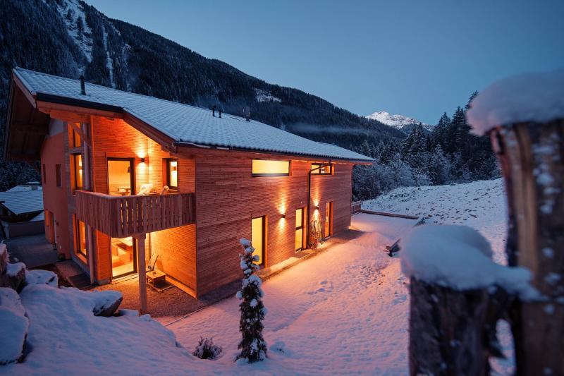 Ferienhaus zum Stubaier Gletscher - WALD, vacation rental in Vipiteno