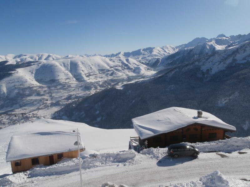 Appartement montagne randonnées VTT, thermes,visite massif du neouvielle,espagne, casa vacanza a Tramezaigues