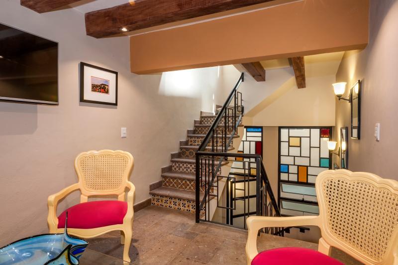 Casa Chiquita 2's sitting room.