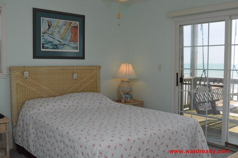 1st Floor North Bedroom with Queen