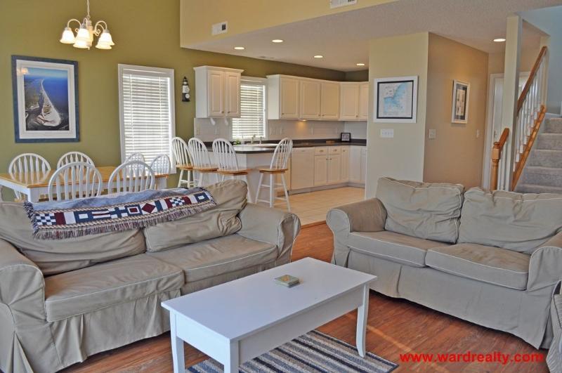 Living Room (with double sleeper sofa)