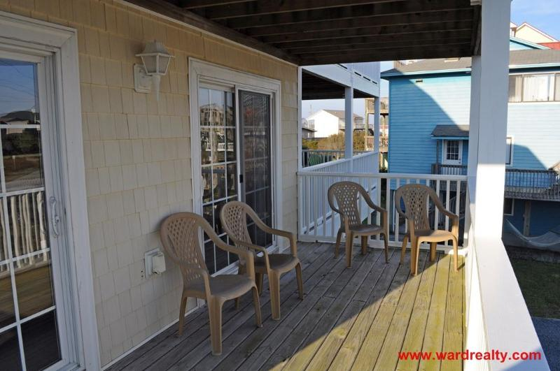 1st Floor Front Covered Deck
