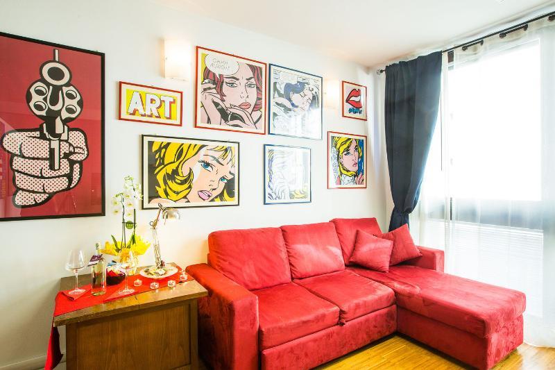 Brightest Loft Stibbert WIFI, casa vacanza a Vitolini