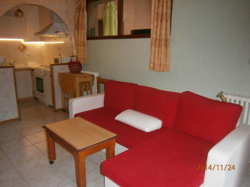 studio pour 3 a 4 personnes, vacation rental in Freissinieres