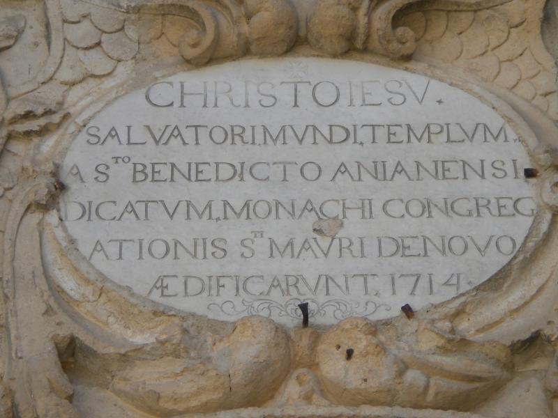 Abbaye St-Sauveur d'Aniane (à 2 pas du gîte)