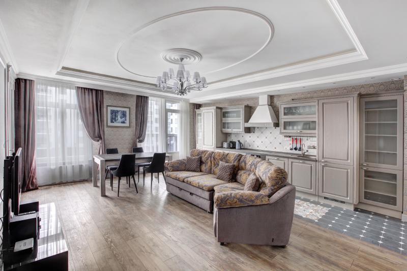 Royal Apartments 'Classic', alquiler de vacaciones en Shushary