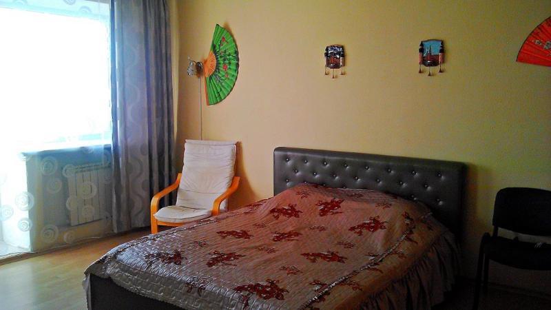 Замечательная 1комн квартира на Набережной города, holiday rental in Krasnoyarsk Krai