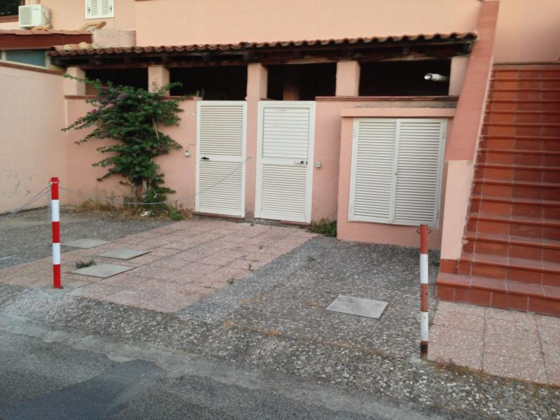 Ingresso Villetta con posto auto privato.