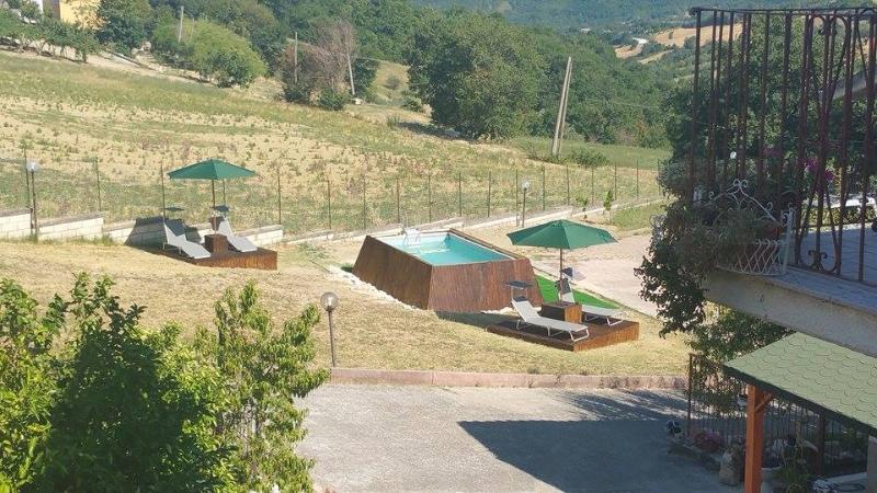 The Amaro, location de vacances à Civitella Messer Raimondo