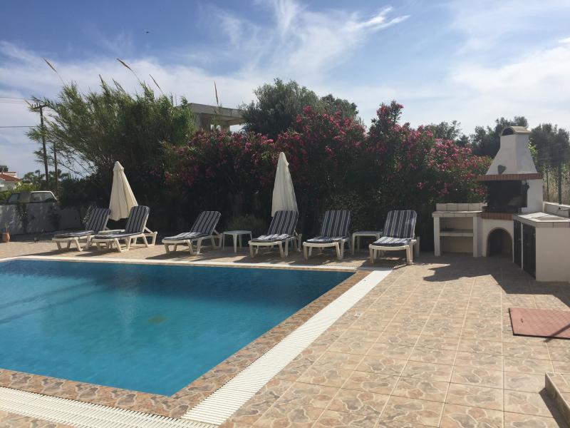 Welcome to Vila Bella, Glystra Beach - 5 bedroom villa with pool