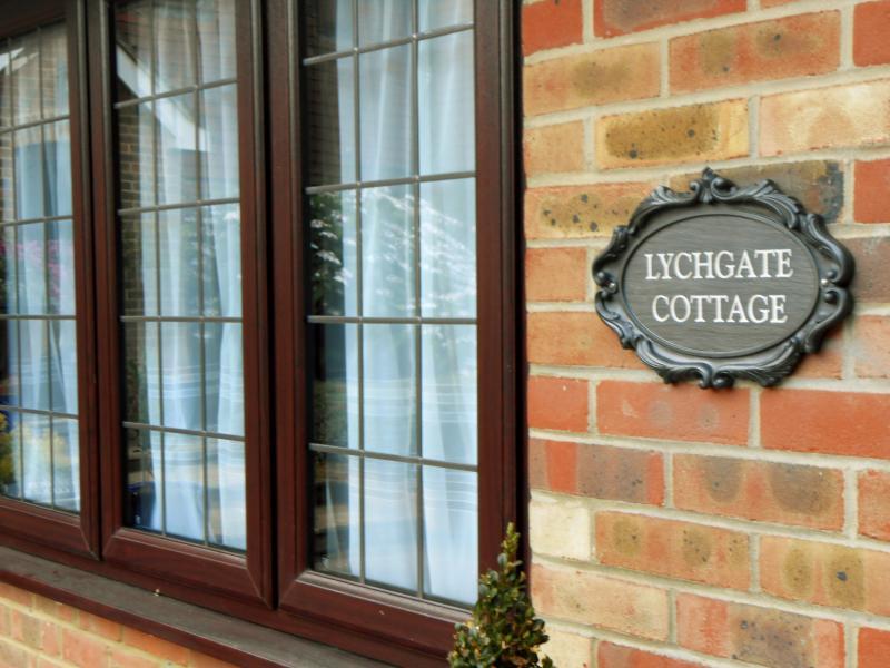 Bienvenue sur Lychgate Cottage!