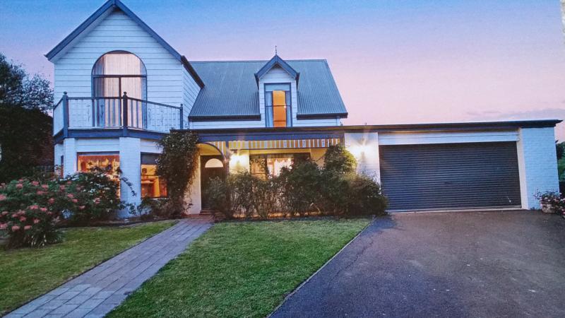 Leopold home located  in between Geelong and Ocean Grove.