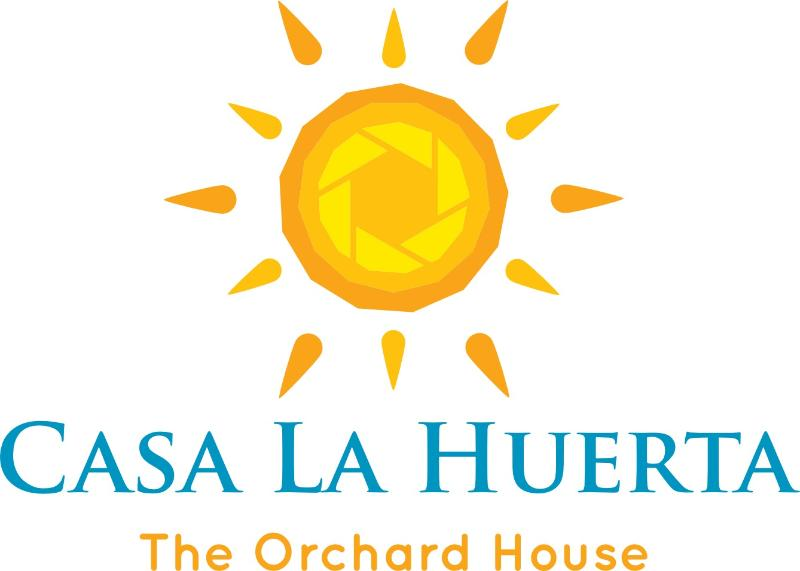 Casa La Huerta is The Orchard House.