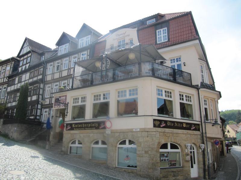 Ferienwohnungen Chiplakoff, location de vacances à Halberstadt