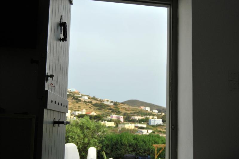 View from External Door