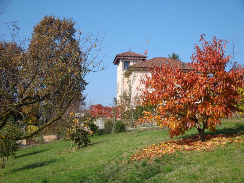Il Villino Rosa - Monferrato OPEN SPACE, vacation rental in Riva presso Chieri