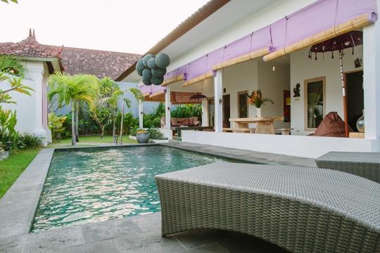 Villa Jingga Seminyak, holiday rental in Pemecutan Klod