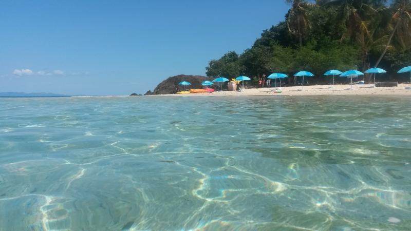 Isla Granito de Oro, Coiba, Panama